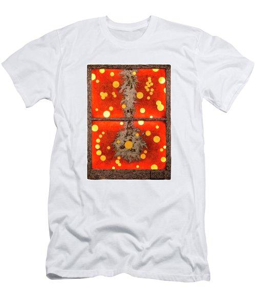 Static Pendulum Men's T-Shirt (Slim Fit)