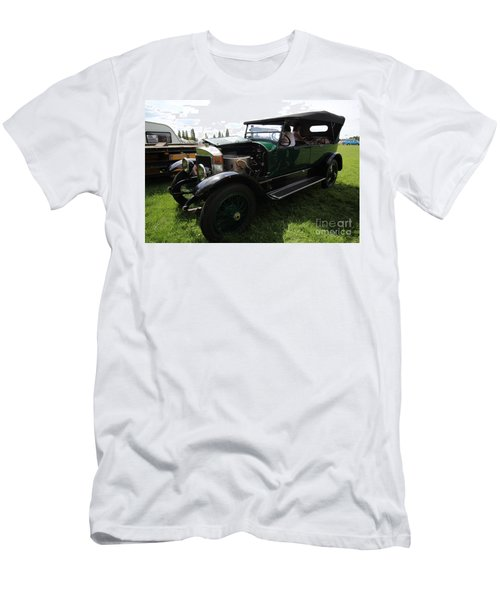 Steam Car Men's T-Shirt (Athletic Fit)