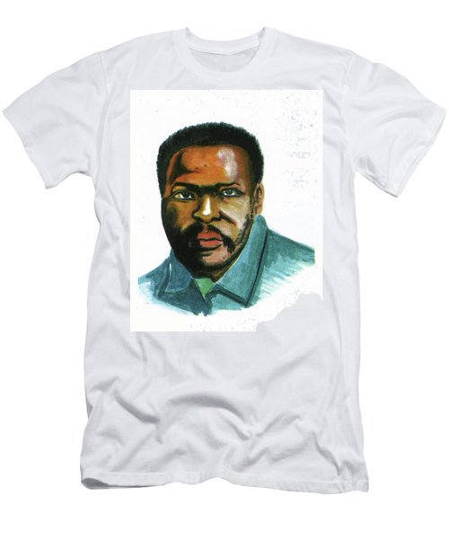 Steve Biko Men's T-Shirt (Athletic Fit)