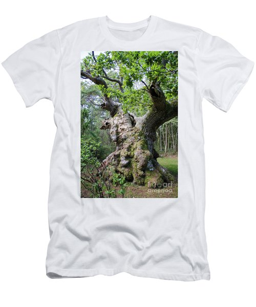 Men's T-Shirt (Athletic Fit) featuring the photograph Still Alive by Kennerth and Birgitta Kullman