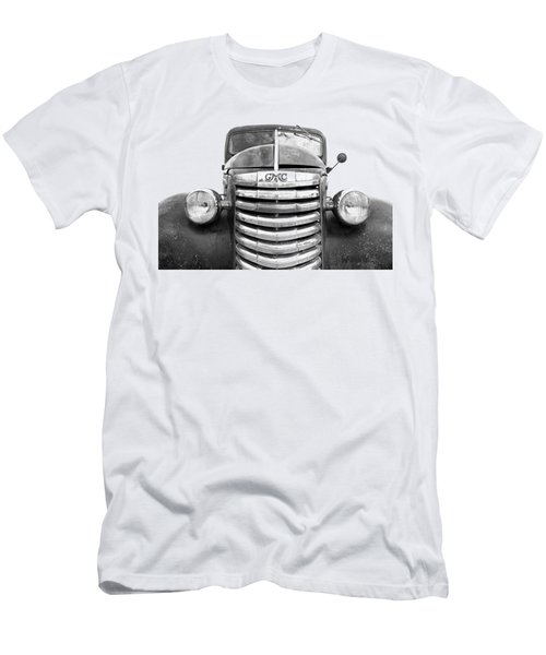 Still Going Strong - Black And White Men's T-Shirt (Athletic Fit)