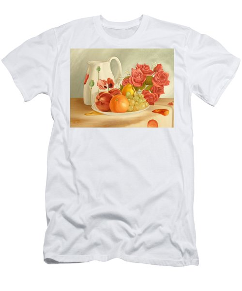Still Life Men's T-Shirt (Athletic Fit)