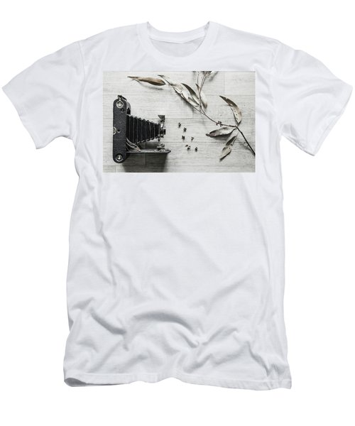Still Life Number 1 Men's T-Shirt (Slim Fit) by Keith Hawley