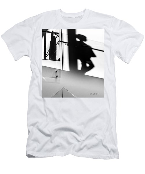 Still Shadows Men's T-Shirt (Athletic Fit)