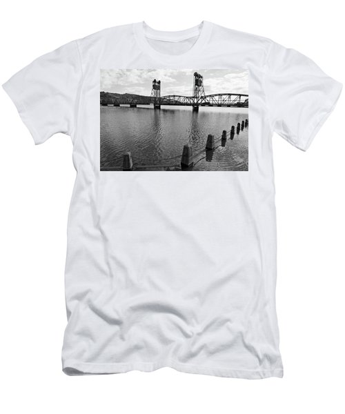 Still Waters In Stillwater Men's T-Shirt (Athletic Fit)