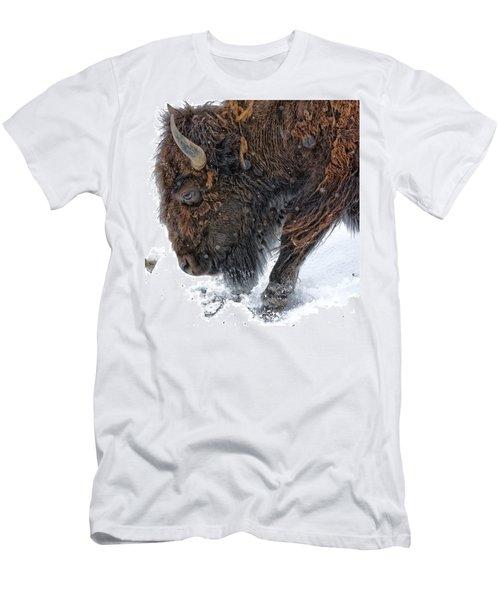 Stomp Men's T-Shirt (Athletic Fit)