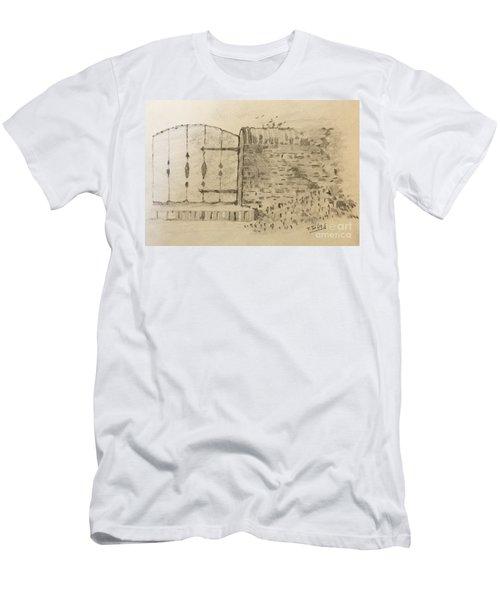 Stone Gate Men's T-Shirt (Athletic Fit)