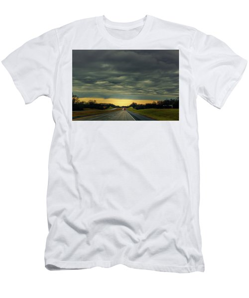 Storm Truckin' Men's T-Shirt (Athletic Fit)