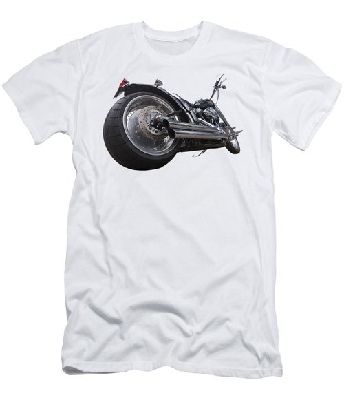 Storming Harley Men's T-Shirt (Athletic Fit)