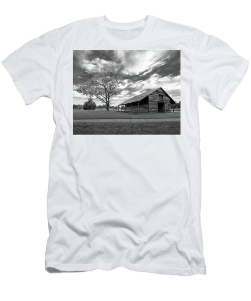 Men's T-Shirt (Slim Fit) featuring the photograph Stormy Weather by George Randy Bass