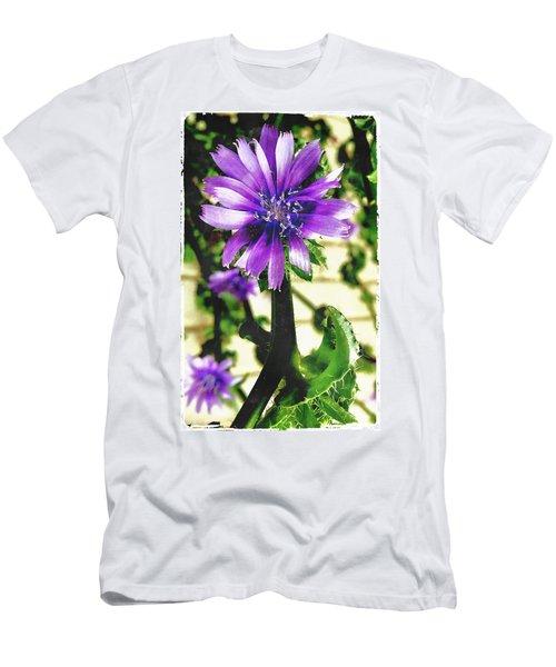 Strange Visitor Men's T-Shirt (Athletic Fit)