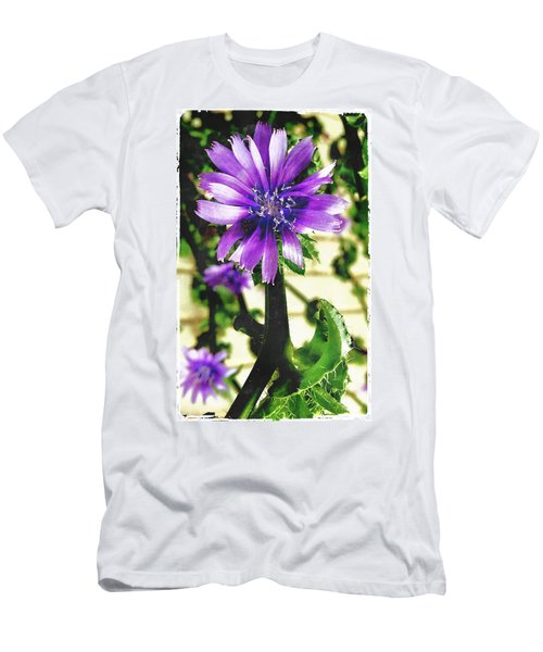 Strange Visitor Men's T-Shirt (Athletic Fit)