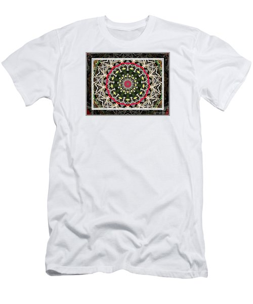 Straw Wreath Men's T-Shirt (Athletic Fit)