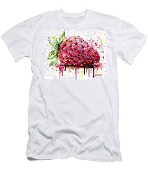 Strawberry 2 Men's T-Shirt (Athletic Fit)