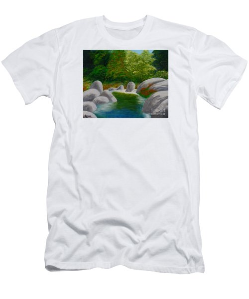 Stream One Men's T-Shirt (Athletic Fit)