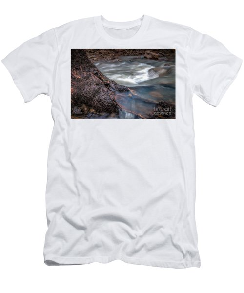 Stream Story Men's T-Shirt (Athletic Fit)