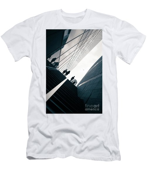 Street Photography Tokyo Men's T-Shirt (Athletic Fit)