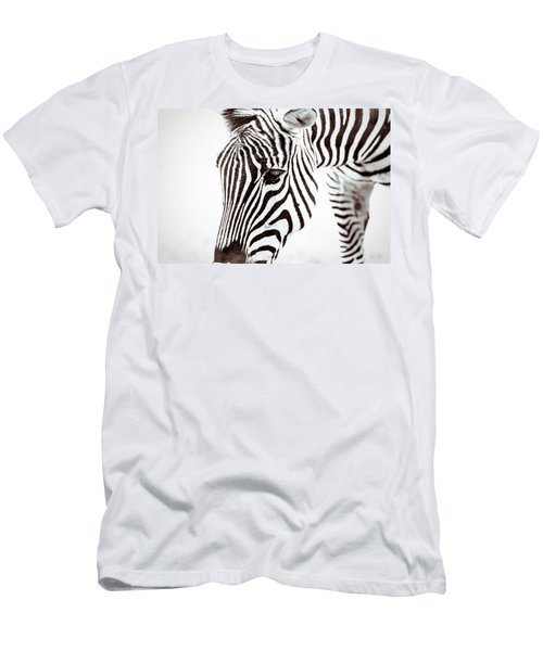 Men's T-Shirt (Slim Fit) featuring the photograph Striped by Wade Brooks