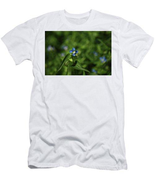 Stubborn Men's T-Shirt (Athletic Fit)
