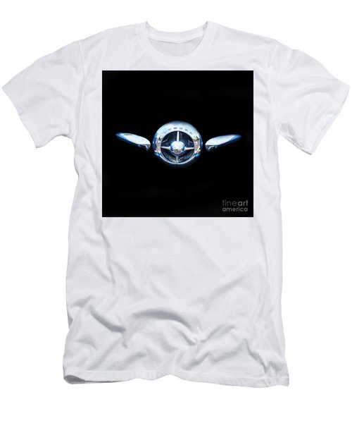 Studebaker In Black Men's T-Shirt (Athletic Fit)