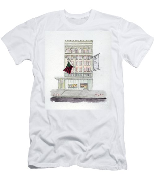 Studio Museum In Harlem Men's T-Shirt (Athletic Fit)