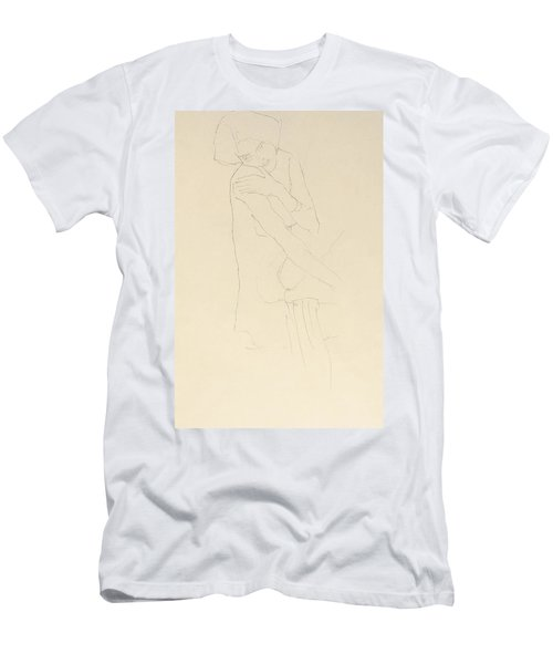 Study For Adele Bloch Bauer II Men's T-Shirt (Athletic Fit)