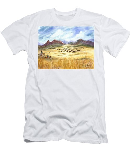 Successful Search Men's T-Shirt (Athletic Fit)