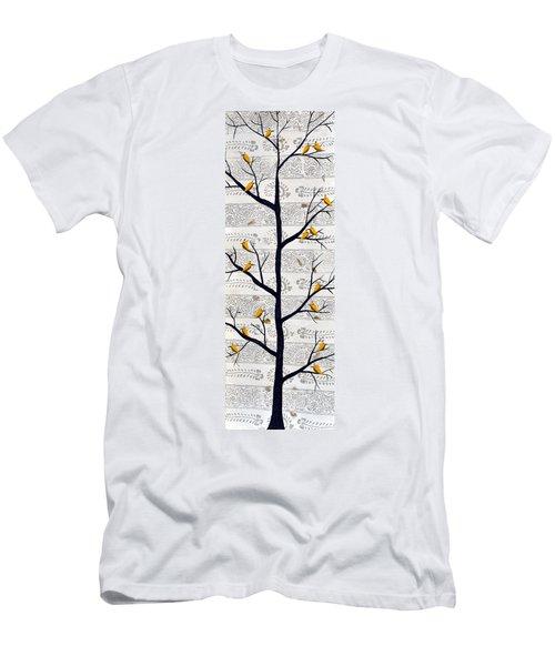 Sukhvan  Men's T-Shirt (Athletic Fit)