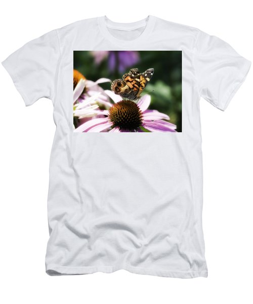 Summer Beauty Men's T-Shirt (Athletic Fit)