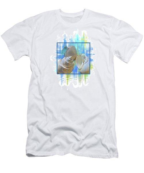 Summer Shells Men's T-Shirt (Athletic Fit)