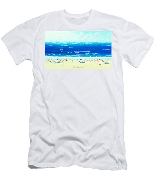Sunday At Bondi Men's T-Shirt (Athletic Fit)