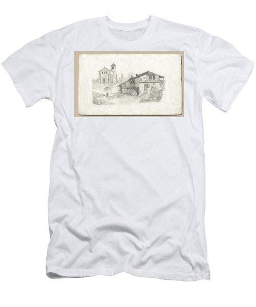 Sunday Service Men's T-Shirt (Athletic Fit)