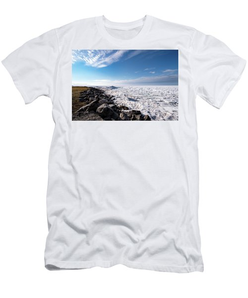Men's T-Shirt (Athletic Fit) featuring the photograph Sunny Afternoon by Onyonet  Photo Studios