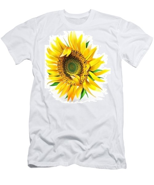 Sunny Men's T-Shirt (Slim Fit) by Now