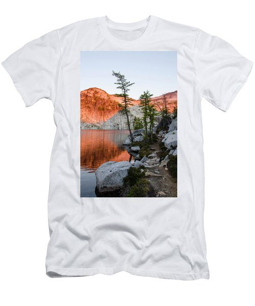 Sunrise In The Enchantments Men's T-Shirt (Athletic Fit)