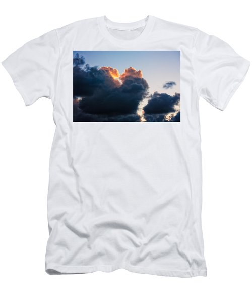 Sunrise On The Atlantic #10 Men's T-Shirt (Athletic Fit)