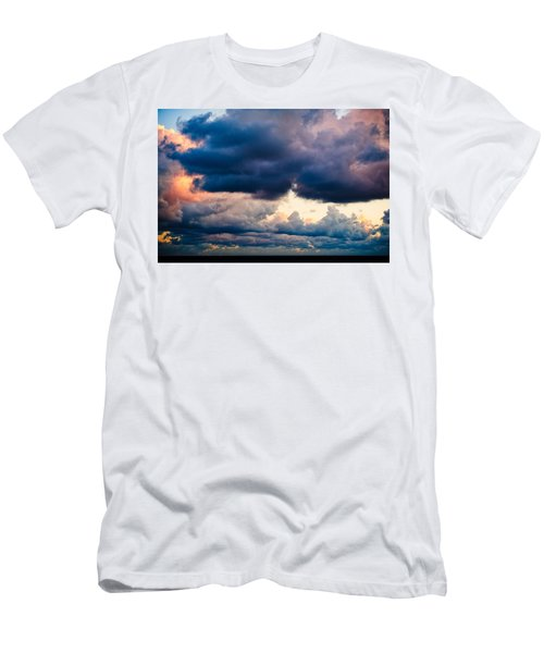 Sunrise On The Atlantic #11 Men's T-Shirt (Athletic Fit)