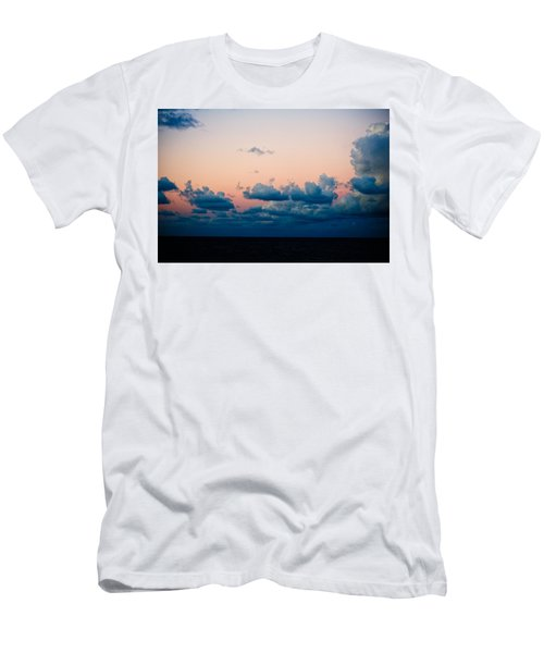 Sunrise On The Atlantic #2 Men's T-Shirt (Athletic Fit)