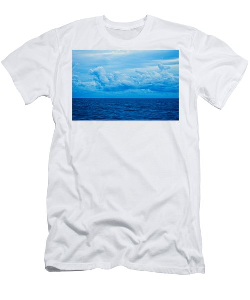 Sunrise On The Atlantic #27 Men's T-Shirt (Athletic Fit)