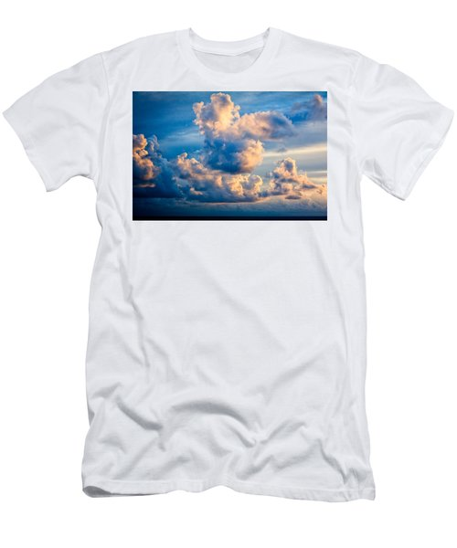 Sunrise On The Atlantic #31 Men's T-Shirt (Athletic Fit)