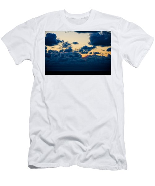 Sunrise On The Atlantic #5 Men's T-Shirt (Athletic Fit)