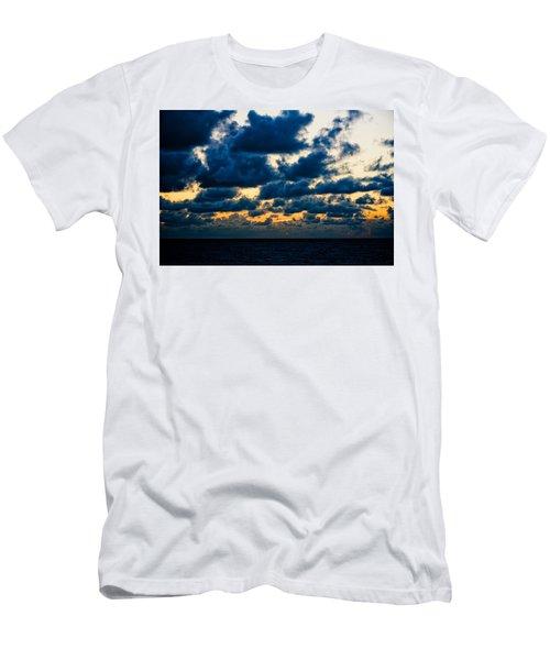 Sunrise On The Atlantic #7 Men's T-Shirt (Athletic Fit)