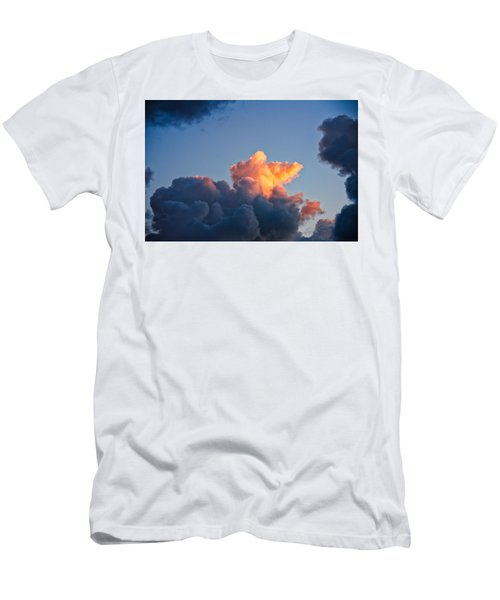 Sunrise On The Atlantic #8 Men's T-Shirt (Athletic Fit)