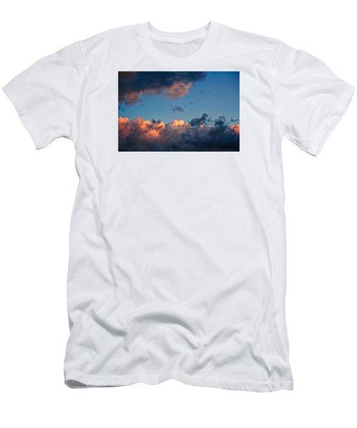 Sunrise On The Atlantic #9 Men's T-Shirt (Athletic Fit)