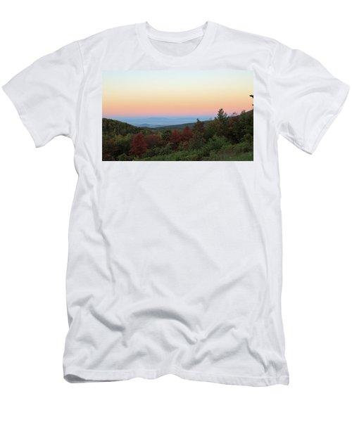 Sunrise Over The Shenandoah Valley Men's T-Shirt (Athletic Fit)