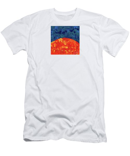 Sunrise Sunset 1 Men's T-Shirt (Athletic Fit)