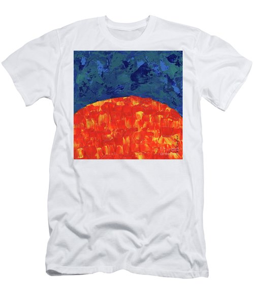 Sunrise Sunset 2 Men's T-Shirt (Athletic Fit)