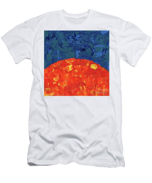 Sunrise Sunset 4 Men's T-Shirt (Athletic Fit)