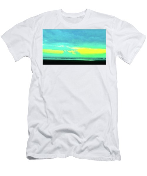 Sunset #8 Men's T-Shirt (Athletic Fit)