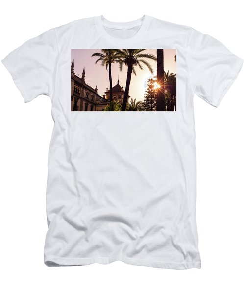 Sunsets Of Seville  Men's T-Shirt (Athletic Fit)